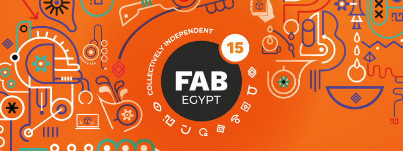 FAB15 in Two Cities in Egypt